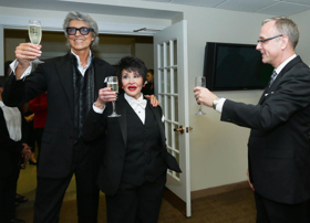 Broadway Greats Chita Rivera and Tommy Tune Mentor Kean Students