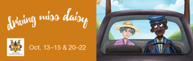 DRIVING MISS DAISY Trundling Into Cavod Theatre This Fall