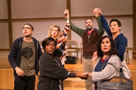 BWW Feature: SMALL MOUTH SOUNDS at LONG WHARF