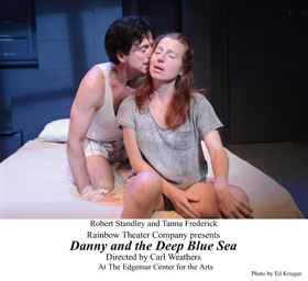 BWW Review: Tour-de-Force Performances Highlight DANNY AND THE DEEP BLUE SEA at Edgemar Center for the Arts