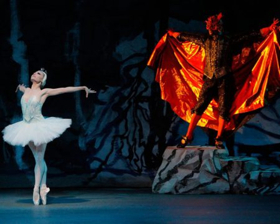 BWW Review: NEW YORK CITY BALLET'S Swan Lake Features World Class Dancing but Lackluster Decor and Costumes