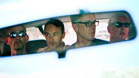 Toadies Hit The Road On Two Month Trek Starting Today