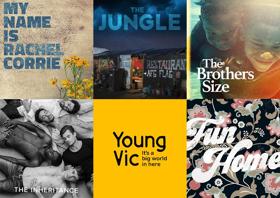 FUN HOME to Headline Young Vic's 2017-18 Season; Lineup Announced!