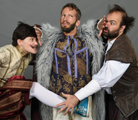 BWW Review: Southwest Shakespeare Presents THE COMPLETE WORKS OF WILLIAM SHAKESPEARE (ABRIDGED)