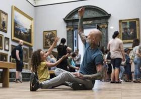 Fevered Sleep Bring Dance Piece MEN & GIRLS DANCE To Tate Britain