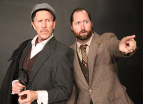 Rover Dramaworks to Present SHERLOCK HOLMES AND THE WEST END HORROR
