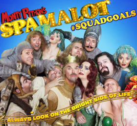 Review: 3-D Theatricals SPAMALOT Brings Stunning Broadway Caliber Production to Local Audiences