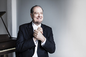 Classical Pianist Garrick Ohlsson Inspires OCSA Students During Master Class