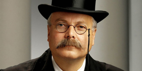 Raue Center Hosts Historical Face Off When Thomas Jefferson and Teddy Roosevelt Take the Stage