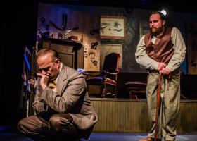 Conan Doyle Estate Backs NYMF's New Sherlock Holmes Musical MY DEAR WATSON