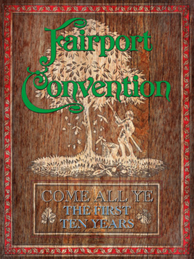 British Folk Rockers Fairport Convention's 50th Anniversary Celebrated With Lavish 7CD Box Set