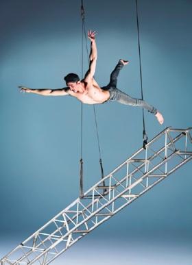 The National Institute of Circus Arts Presents PRECIPICE