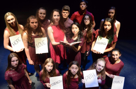 Maltz Jupiter Theatre Students Work Together to Produce THE DIARY OF ANNE FRANK
