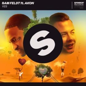 Sam Feldt Releases 'YES' ft AKON and Announces Album 'Sunrise'