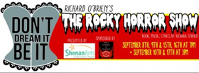 THE ROCKY HORROR SHOW Opens Next Week at ShenanArts