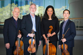 Music Mountain Concludes 88th Season with Juilliard String Quartet and Jive by Five