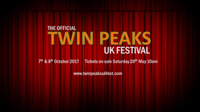 Lindsey Bowden Productions Presents Eighth Annual TWIN PEAKS UK Festival