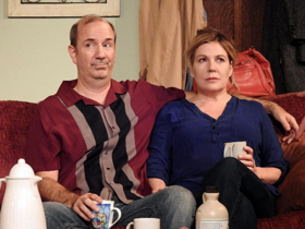 BWW Review: It's a Question of Religious Values in SOMEWHERE IN THE MIDDLE at Crown City Theatre