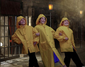 SINGIN' IN THE RAIN, JR. to Make a Splash Onstage at JPAS This Weekend