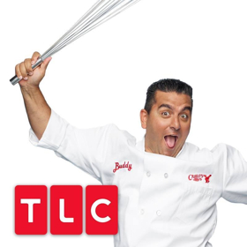 Buddy Is Back for New Episodes of  TLC's CAKE BOSS Beginning Today
