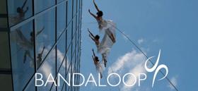 Portland Ovations Brings Vertical Dance Pioneers' BANDLOOP to Downtown Portland
