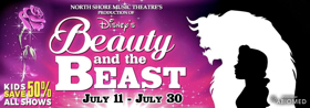 Be Their Guest! North Shore Music Theatre Presents BEAUTY AND THE BEAST