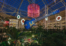 A COUNTRY CHRISTMAS Bringing Flurry of Preparations to Gaylord Opryland Resort