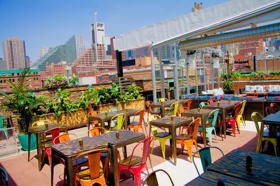 bar of the week cantina rooftop in hells kitchen nyc - Hells Kitchen Nyc