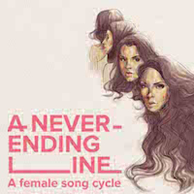 New Song Cycle A NEVER-ENDING LINE Begins Off-Broadway Tonight
