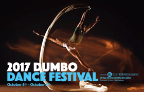 Celebrate WHITE WAVE's 17th Annual DUMBO DANCE FESTIVAL