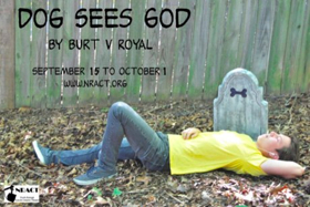 North Raleigh Arts and Creative Theatre Presents DOG SEES GOD Next Month