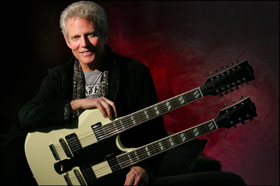 Former Eagles Member Don Felder Brings His Band to Harris Center