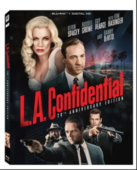 L.A. CONFIDENTIAL 20th Anniversary Edition Arrives on Blu-ray & DVD 9/26