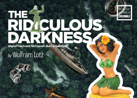 Son of Semele Presents U.S. Premiere of THE RIDICULOUS DARKNESS, 10/21