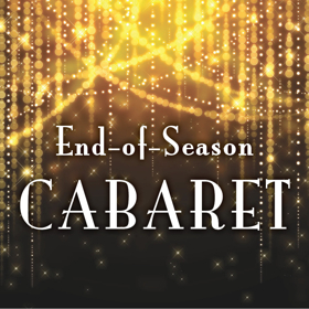 Mac-Haydn Theatre to Present End-of-Season Cabaret SING HAPPY