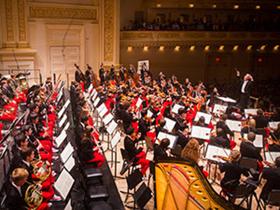 NYO-USA, NYO2, and NYO-China Perform at Carnegie Hall on 7/20