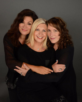 Olivia Newton-John, Beth Nielsen Chapman, and Amy Sky Bring LIV ON to Smothers Theatre