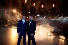 Photo Flash: Michael Ball and Alfie Boe -Australian TOGETHER Concert Tour Opens In Brisbane