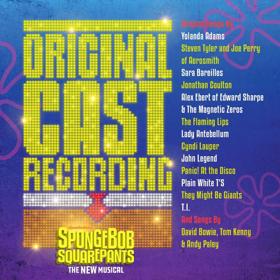Get Ready to 'Bikini Bottom Boogie' with the SPONGEBOB SQUAREPANTS Original Cast Recording