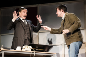 BWW Review: THE KNOWLEDGE, Charing Cross Theatre