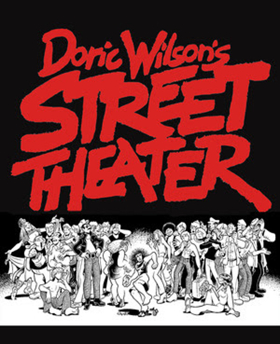 Doric Wilson's STREET THEATER to Launch TOSOS' 2017-18 Season