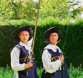 Baroque Theatre Announces New Adaptation of THE THREE MUSKETEERS