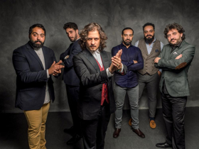 Harris Center Presents Javier Limon's THE PACO DE LUCIA PROJECT