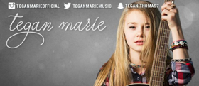 Tegan Marie Signs as Youngest Country Artist with Warner Music