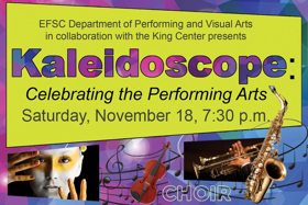 Eastern Florida State College to Celebrate the Performing Arts with KALEIDOSCOPE