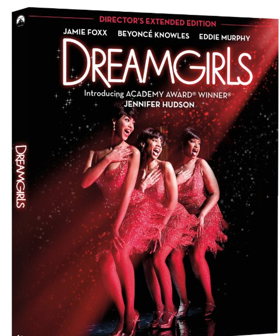 DREAMGIRLS Director's Cut Extended Edition Coming to Blu-ray Combo Gift Set This October