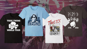Epic Rights Launches Apparel & Accessories for Legendary Roster of Artists Through Merch By Amazon
