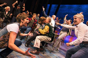 Cast of Broadway's COME FROM AWAY Performs on Today's GMA