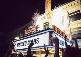 CBS Presents Primetime Special BRUNO MARS: 24K MAGIC LIVE AT THE APOLLO, 11/29