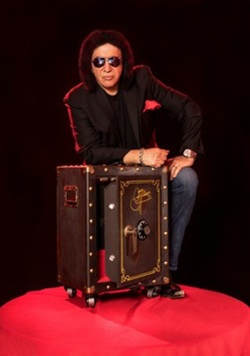 Rock Legend Gene Simmons Celebrates 50 Years In Rock with THE VAULT EXPERIENCE